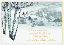 Perfect View Holiday Cards