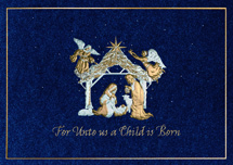 Perfect Night Christmas Cards